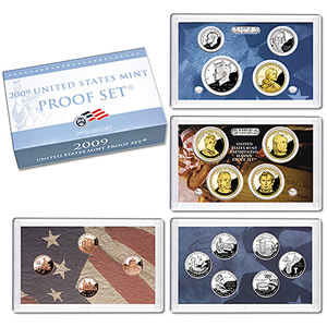 US Mint 2009 Proof Set