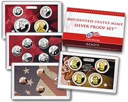 US Mint 2009 Silver Proof Set
