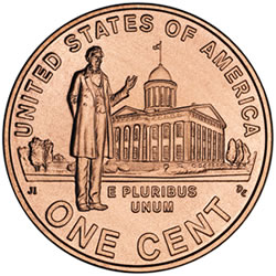 2009 Lincoln Professional Life Cent
