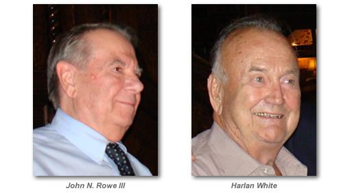 John N. Rowe III & Harlan White