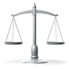 Justice Legal Scale