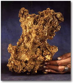 Newmont Mining Corporation's Normandy Nugget