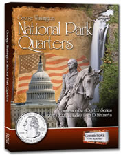 Cornerstone™ George Washington National Park Quarters Album