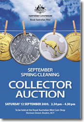 Spring Cleaning Collector Auction Catalog