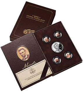 US Mint Lincoln Coin and Chronicles
