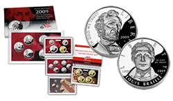 US Mint Silver Coins & Sets