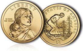 2009 Native American $1 Coin