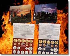 2009 US Mint Set Sales on Fire