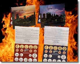 2009 US Mint Set Sales on Fire