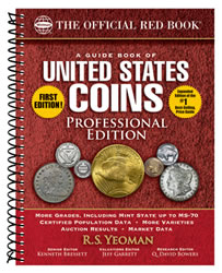 2010 Red Book: The Guide Book of United States Coins - Professional Edition