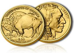 2009 Gold Buffalo Bullion Coin