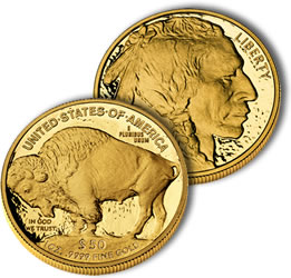 American Buffalo Proof Gold Coin