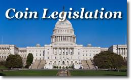 Coin Legislation on Capital Building