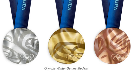 Olympic Winter Games Medals