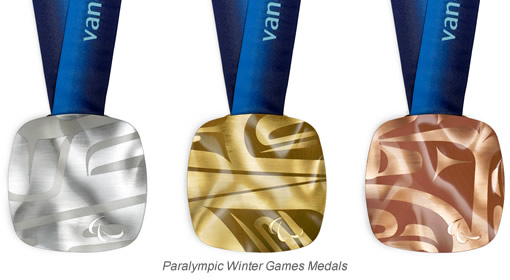 Paralympic Winter Games Medals