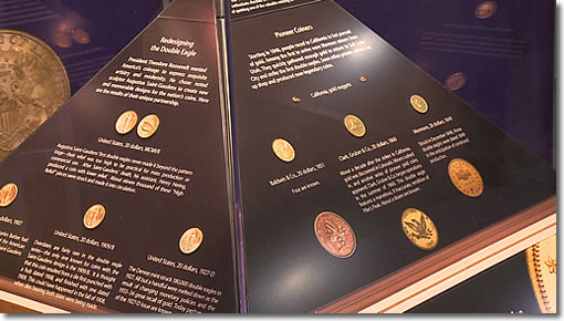 A portion of the Smithsonian exhibit