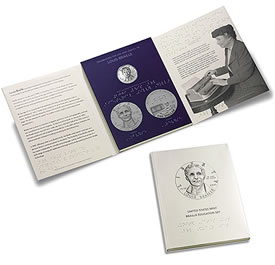 US Mint Braille Education Set
