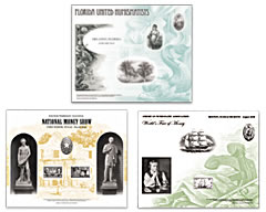 BEP 2010 Intaglio Prints