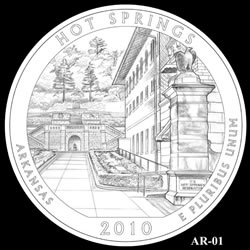 Hot Springs Quarter Design AR-01