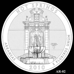 Hot Springs Quarter Design AR-02