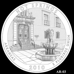 Hot Springs Quarter Design AR-03
