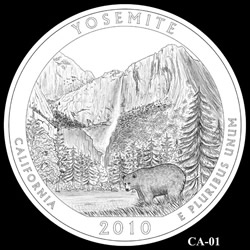 Yosemite Quarter Design CA-01