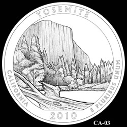 Yosemite Quarter Design CA-03