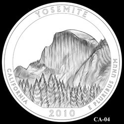 Yosemite Quarter Design CA-04