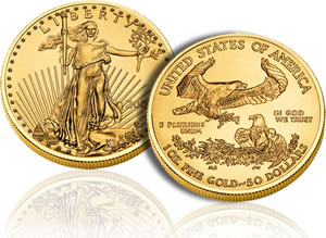 2009 American Eagle Gold Bullion Coin