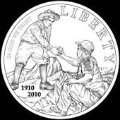 BSA Obverse Design the CCAC Recommended