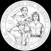 BSA Obverse Design the CFA Favored (BSA-O-04)