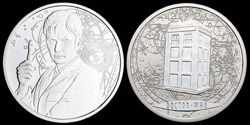 Doctor Who Medal