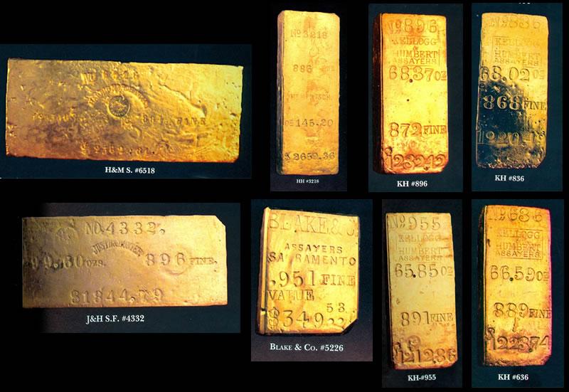 50 000 Reward Offered For Stolen Gold Ingots Coin News