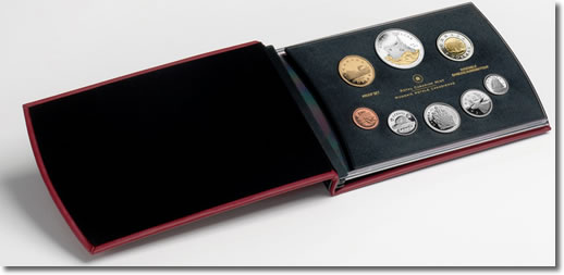 2010 Royal Canadian Mint Proof Set