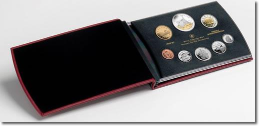 2010 Royal Canadian Mint Proof Set