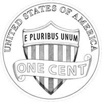 2010 Lincoln Shield Cent Design