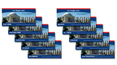 2010 $2 Single Note Collection Subscription Program