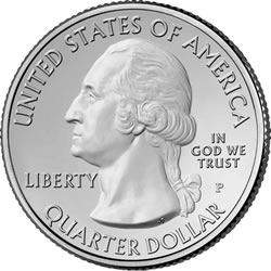 America the Beautiful Quarter