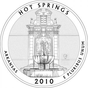 Hot Springs National Park Quarter Design