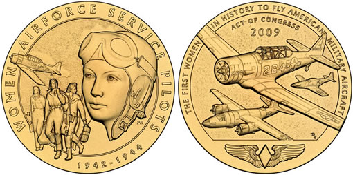 Women Airforce Service Pilots (WASP) Congressional Gold Medal