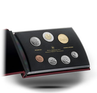 2010 SPECIAL EDITION $2 COIN SPECIMEN SET