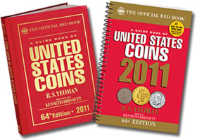 2011 Red Book U.S. Coins