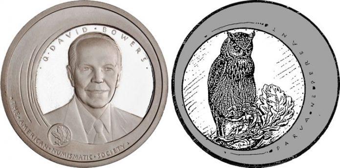 ANS Q. David Bowers Medal