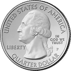 America the Beautiful Silver Bullion Coin
