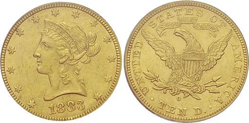 1883-O Eagle