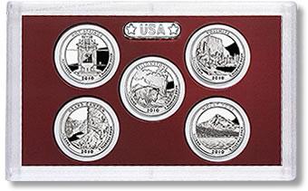 Quarters Silver Proof Set