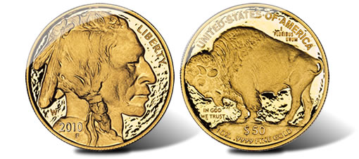 2010 American Buffalo Gold Proof Coin