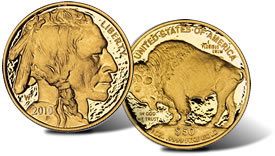 Buffalo Gold Proof Coin