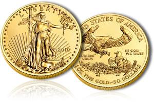 2010 American Eagle Gold Bullion Coin