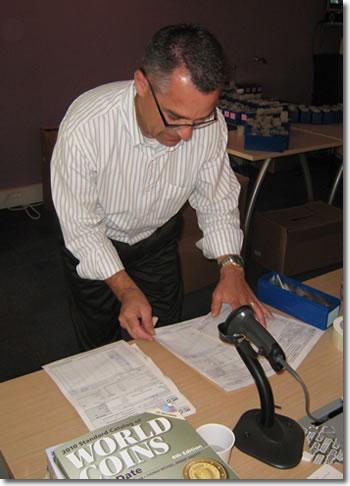 Anibal Almeida, PCGS Operations Manager